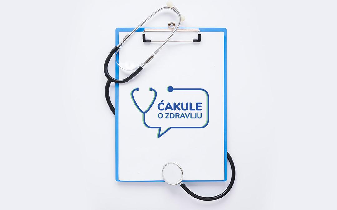 Ćakule o zdravlju logo