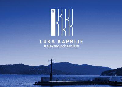 Luka Kaprije logo