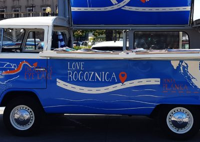 Mobile Visitor Center van Rogoznica